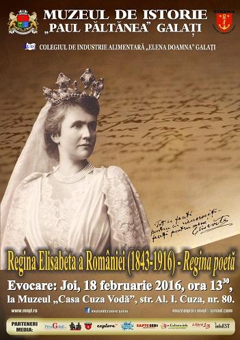 Regina Elisabeta regina poeta