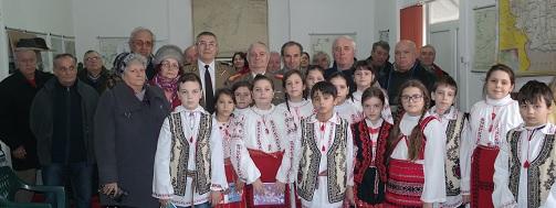 Mzeul Ianca - ziua Unirii simpozion
