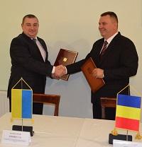 Intalnire Romania - Ucraina cooperate transfrontaliera