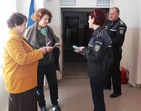 activitate polițisti