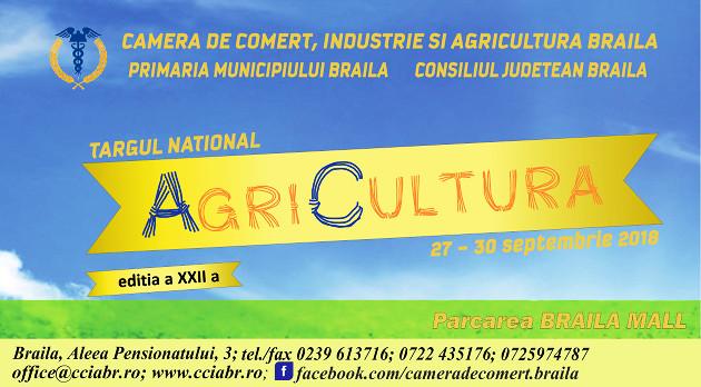 AgriCultura 2018 braila