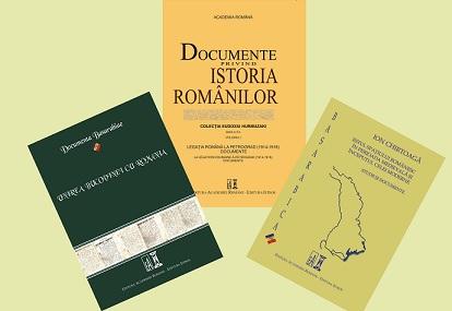 carti documente Hurmuzachi