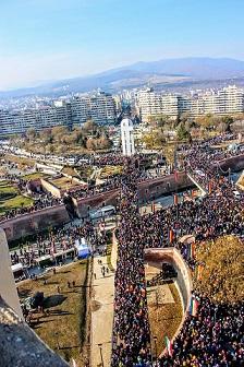 Alba Iulia centenar