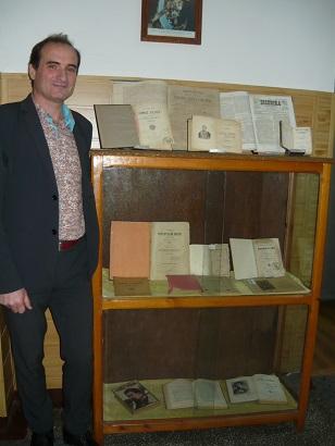 Expozitie, Ion Volcu