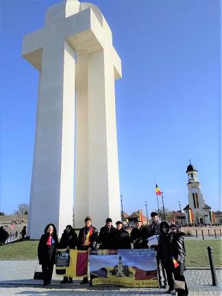 monumentul Unirii