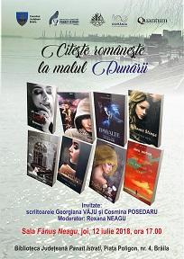 Citește românește la malul Dunării