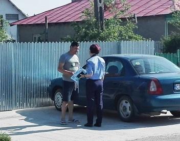 campanie politie