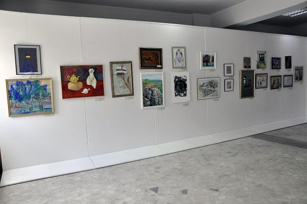 vernisaj concurs V. Lungu 2018