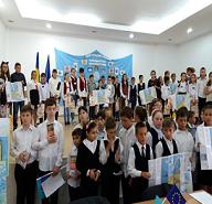elevi participanti concurs