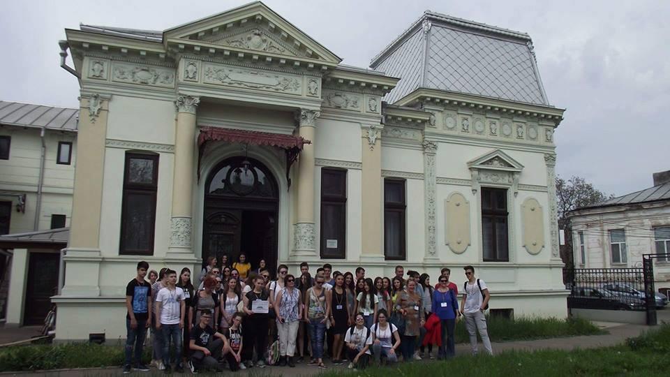"Şcoala  Gimnazialǎ ""Sfântul  Andrei"" din Brǎila"