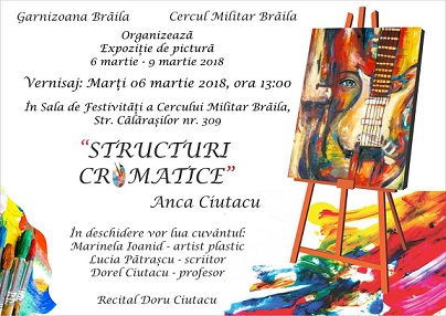 structuri cromatice de Anca Ciutacu braila