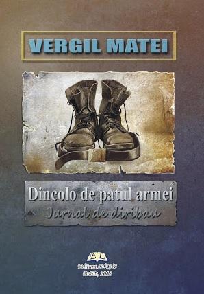Vergil Matei - dincolo de patul armei