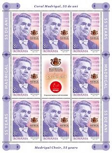 marci postale Madrigal