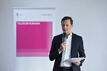 inaugurarea Telekom la Braila