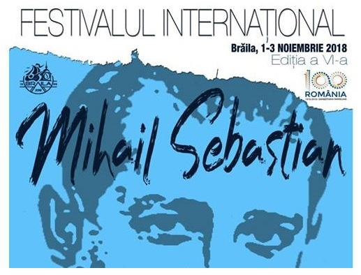 festivalul mihail sebastian 2018