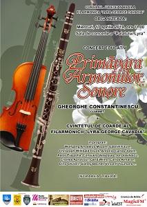 Lyra concerte pentru elevi