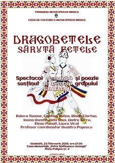 iubeste romaneste la casa de cultura braila