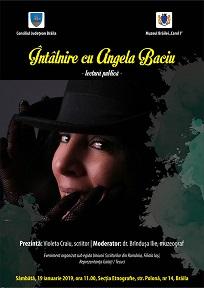 Baciu Angela - lectura si autografe 2019