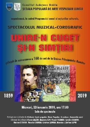 unire in cuget la Vespasian Lungu
