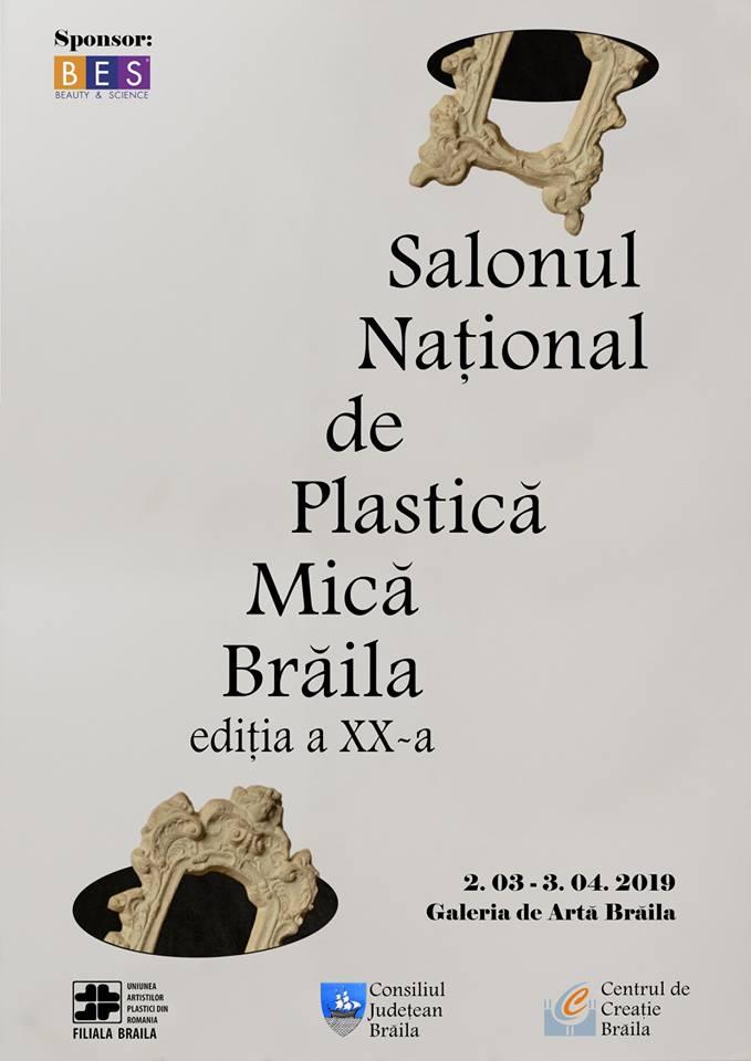 invitatie salonul de arta braila 2019