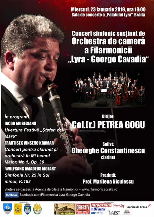 concert 23 ianuarie 2019