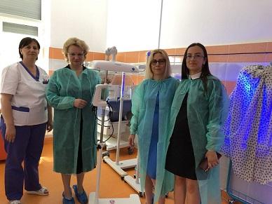 Amaner Romero sponsorizare spital
