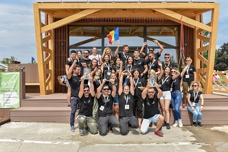 Solar Decathlon 2019 Romanian Team