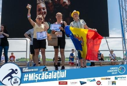 semimaraton Galati castigatorii 2019