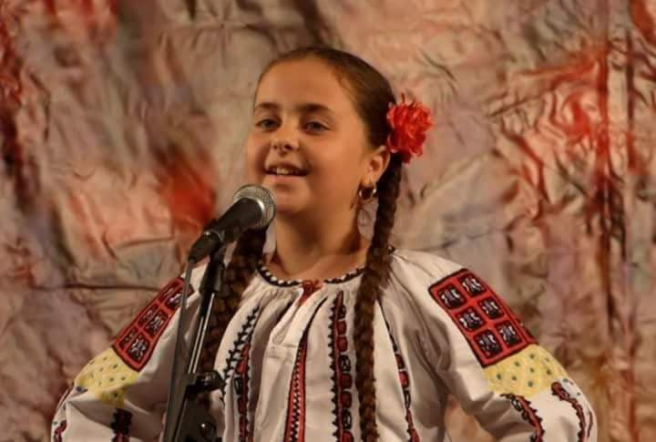 Bianca-Iuliana Mirică din Silistea Braila