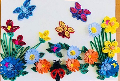 expo quilling