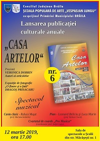 casa artelor revista nr 6