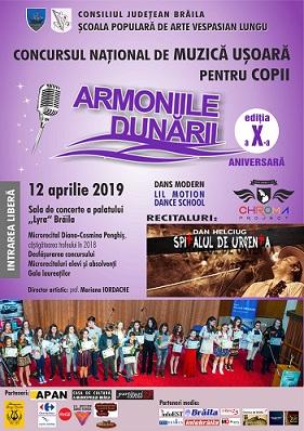 Armoniile Dunarii 2019