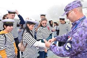 vizita flota navala