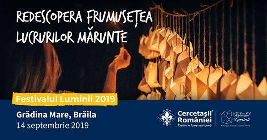 festivalul luminii 2019 braila