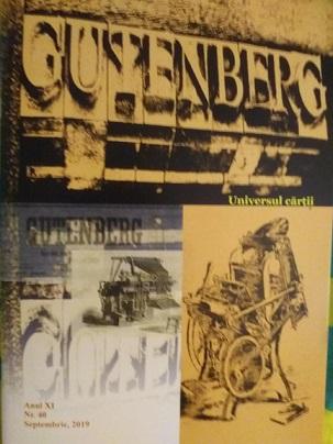 revista Gutenberg