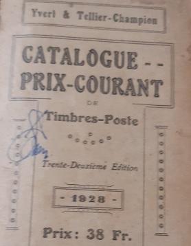 catalog Franta marci DBSR
