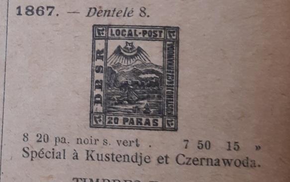 DBSR in catalog Franta