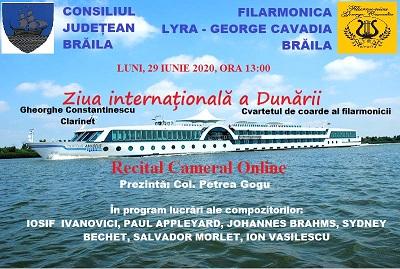 Lyra recital cameral online Braila