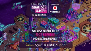 Bucharest games week
