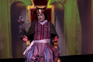 teatrul pentru copii braila - premiera