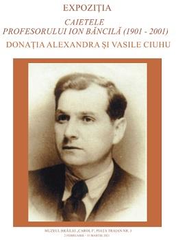 Caietele profesorului Ion Băncilă