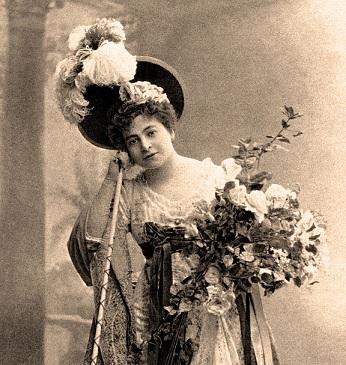 Hariclea Darclee în TOSCA de Puccini