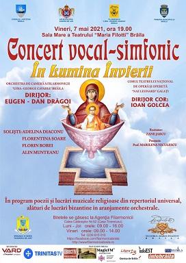 concert inviere 7 mai