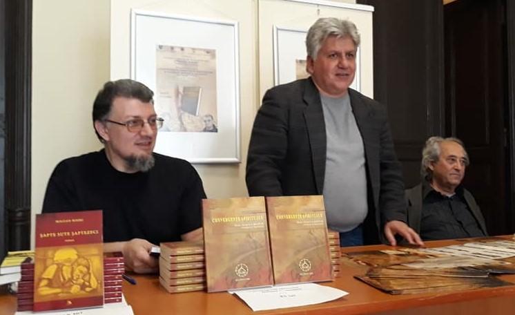 Bogdan Boeru cu Valentin Popa si Mihai Vintila
