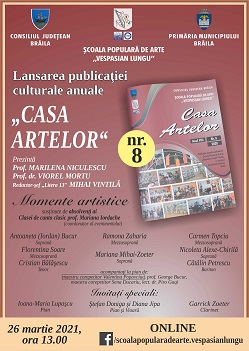 revista casa Artelor