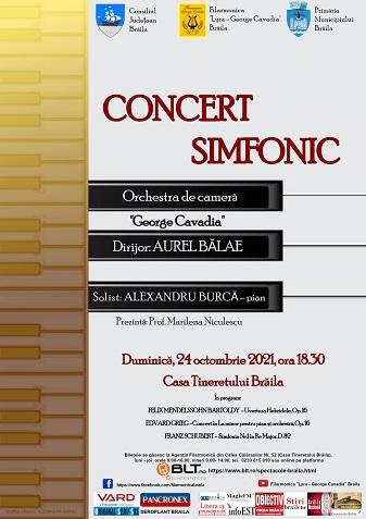 concert dedicat zilei armatei romane la braila