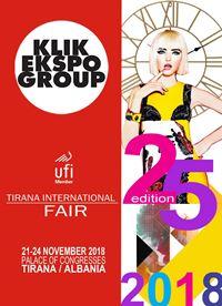 Tirana International Fair 2018