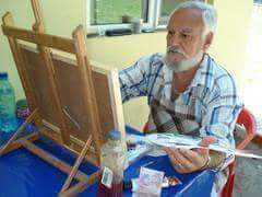 Dumitru Ștefănescu-ȘTEF prezent în expoziții din Tulcea și Brașov