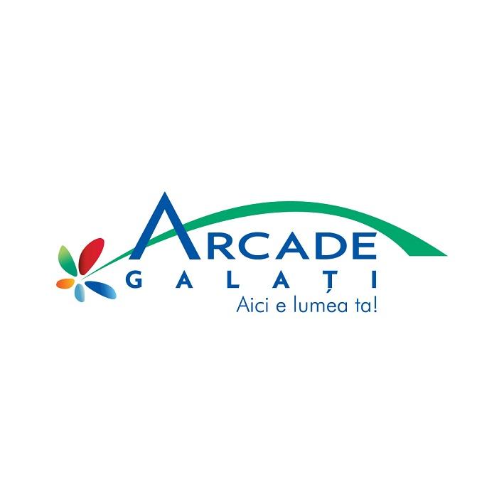 arcade Galati, logo