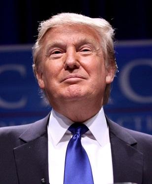 Donald Trump presedinte SUA